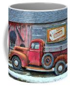 Red Pick Up Coffee Mug