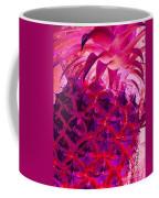 Red Pineapple Coffee Mug