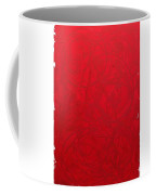 Red Planet Invaded By Love Coffee Mug