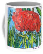Red Poppy 1 Coffee Mug