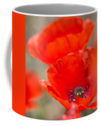 Red Poppy For Remembrance Coffee Mug