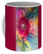 Red Power Coffee Mug