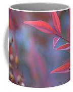 Red Red Leaves Coffee Mug