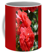 Red Red Roses Coffee Mug