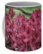 Red Rhodies Coffee Mug