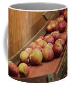 Red Ripe Macintosh Apples Coffee Mug