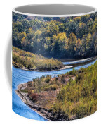 Red River Bend Coffee Mug