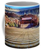 Red Rock Amphitheater Coffee Mug
