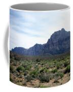 Red Rock Canyon 3 Coffee Mug