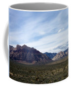 Red Rock Canyon 4 Coffee Mug