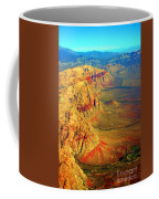 Red Rock Canyon Nevada Vertical Image Coffee Mug