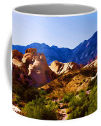 Red Rock Canyon Coffee Mug