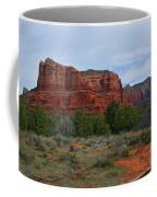 Red Rock Coffee Mug