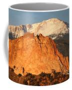 Red Rock Coffee Mug by Eric Glaser