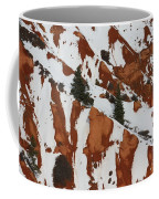 Red Rock Greenery Coffee Mug