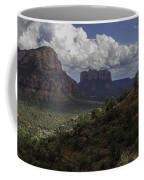 Red Rock Of Sedona Arizona Coffee Mug