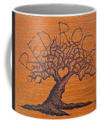 Red Rocks Love Tree Coffee Mug