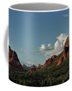 Red Rocks Of Sedona  Coffee Mug