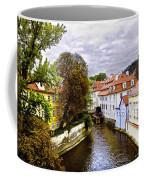 Red Roofs Of Prague - 2015 Coffee Mug