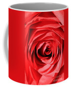 Red Rose Coffee Mug