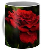 Red Rose Coffee Mug