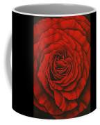 Red Rose II Coffee Mug