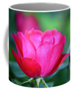 Red Rose Coffee Mug by Teresa Mucha