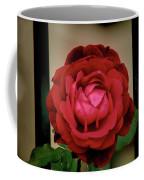 Red Rose  V2 Coffee Mug