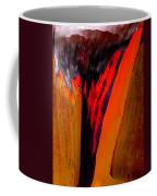 Red Running II Coffee Mug