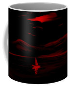 Red Sail Coffee Mug