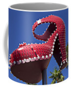 Red Shoe High Heels Coffee Mug