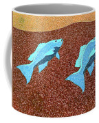 Red Snapper Inlay Sunny Day Invert Coffee Mug