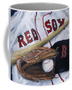 Red Sox Number Six Coffee Mug