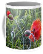 Red Sparkle Coffee Mug