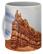 Red Spires Coffee Mug