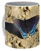 Red Spotted Purple Astyanax Coffee Mug