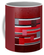 Red Square Coffee Mug