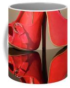 Red Stiletto Shoes Coffee Mug