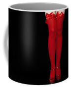 Red Stockings Coffee Mug
