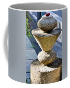 Red Stone Coffee Mug
