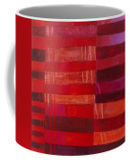 Red Stripes 2 Coffee Mug