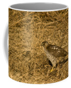 Red Tail Hawk Walking Coffee Mug