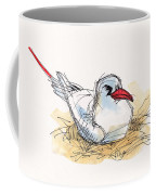 Red-tailed Tropicbird On Aitutaki Coffee Mug