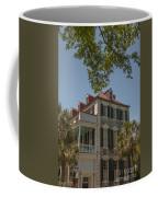 Red Tin Roof On Meeting Street Coffee Mug
