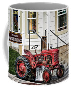 Red Tracktor Coffee Mug
