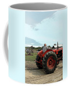 Red Tractor Coffee Mug