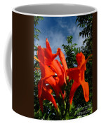 Red Trumpeter Coffee Mug
