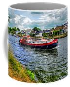 Red Tug Boat Coffee Mug