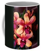 Red Twins Coffee Mug