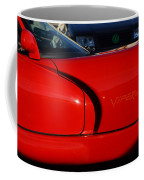 Red Viper Coffee Mug